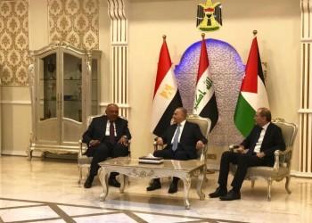 وزراء خارجية مصر والأردن والعراق يدعون لخفض التصعيد بالخليج