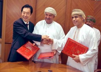 عُمان توقع اتفاقا مع مزون بتروجاز لإنتاج النفط