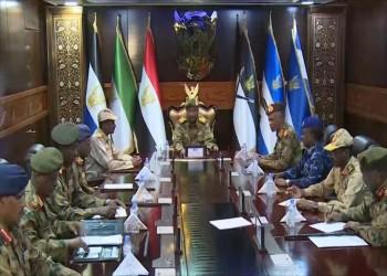 المجلس العسكري يطلق سراح 3 من رموز نظام البشير