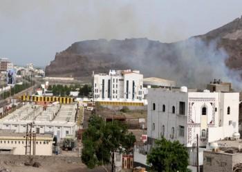 مقتل مدني وإصابة طفلة في تجدد اشتباكات الحرس والحزام بعدن