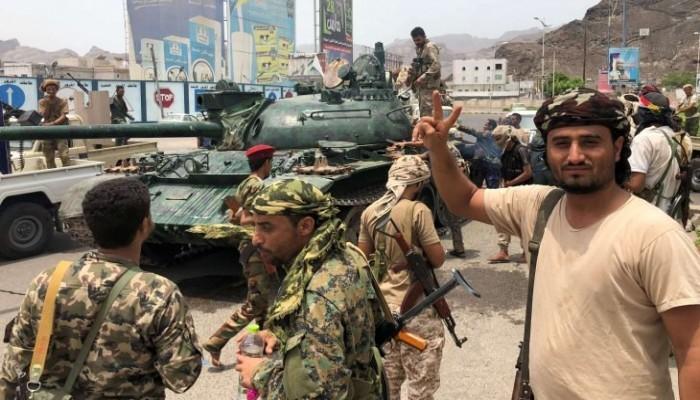 الانتقالي الجنوبي يستكمل سيطرته على القصر الرئاسي في عدن