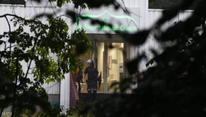 مهاجم مسجد النرويج مشتبه بقتل قريبته