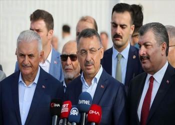 أوقطاي يؤكد عزم تركيا مواصلة أنشطة التنقيب في المتوسط