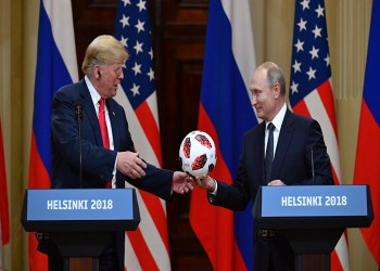 العالم إزاء انتهاء نهاية الحرب الباردة رسميا