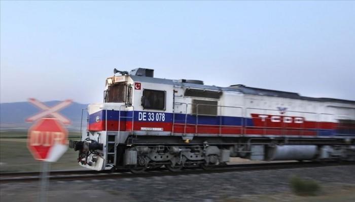 استئناف رحلات قطار ترانس آسيا بين أنقرة وطهران