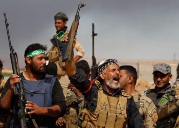 ميليشيات الحشد تحمي طريقا بريا بين السعودية والعراق