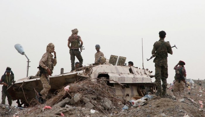 لجنة عسكرية سعودية تصل إلى عدن لمتابعة انسحاب قوات الانتقالي