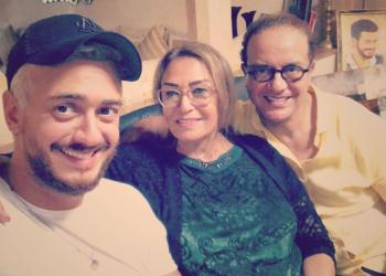 سعد لمجرد يعود للمغرب: الله على راحة بين أحضان الوالدين