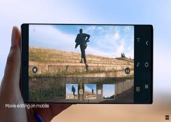 سامسونغ ضللت زبائن هاتفها الجديد Galaxy Note 10