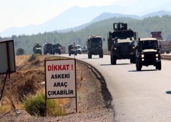 أنقرة تدين استهداف النظام السوري رتلا عسكريا تركيا بإدلب