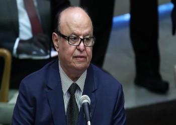 هادي: مستمرون بمتابعة تنفيذ الاتفاق مع السعودية لإنهاء التمرد بعدن