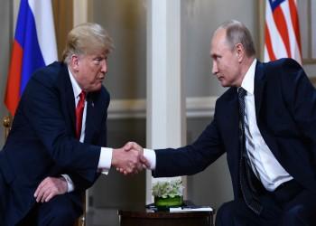 ترامب يعلن تأييده عودة روسيا إلى مجموعة الثمانية الكبار