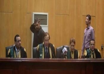 أول حكم إعدام في مصر بمشاركة قاضية امرأة