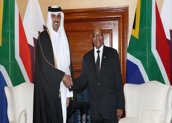 جنوب أفريقيا تعفي القطريين من التأشيرة المسبقة