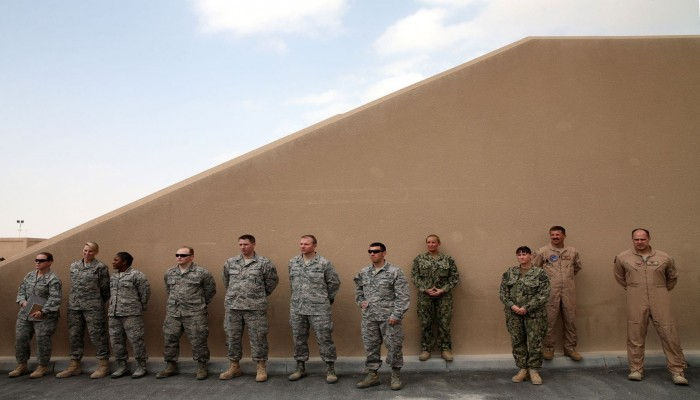 بمساهمة قطرية.. توسعة أكبر قاعدة أمريكية في الشرق الأوسط