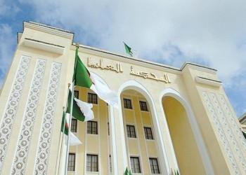 محكمة جزائرية تقضي بحبس وزير العدل السابق بتهم فساد