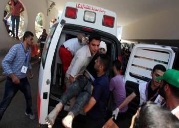 إصابة فلسطيني برصاص الاحتلال الإسرائيلي شرقي غزة