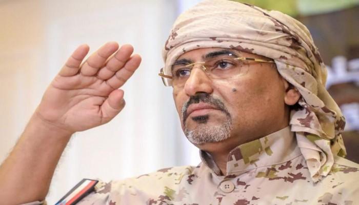 الزبيدي يغادر جدة بعد فشل الاجتماع مع الحكومة اليمنية