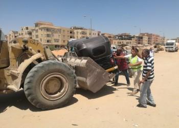 حظر التوك توك يقطع أرزاق السائقين في محافظة مصرية