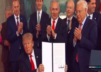 ترمب إذ يطالب اليهود بثمن هداياه لإسرائيل