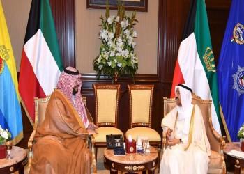 أمير الكويت يستقبل مبعوث الملك سلمان