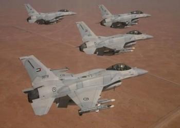 الإمارات تزعم: عملياتنا الجوية في أبين وعدن دفاع عن التحالف