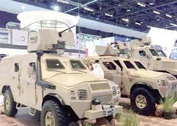 تعاون سعودي جنوب أفريقي في مجال الصناعات العسكرية