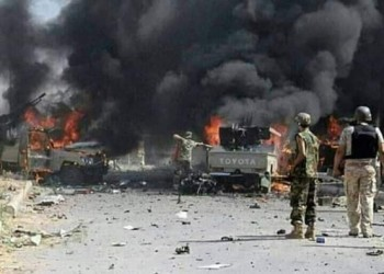 صور وفيديوهات مذبحة الإرهاب الإماراتي بعدن تشعل تويتر