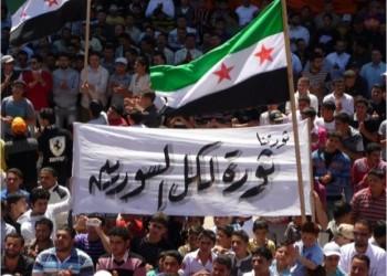 الثورة السورية والعودة إلى السلمية