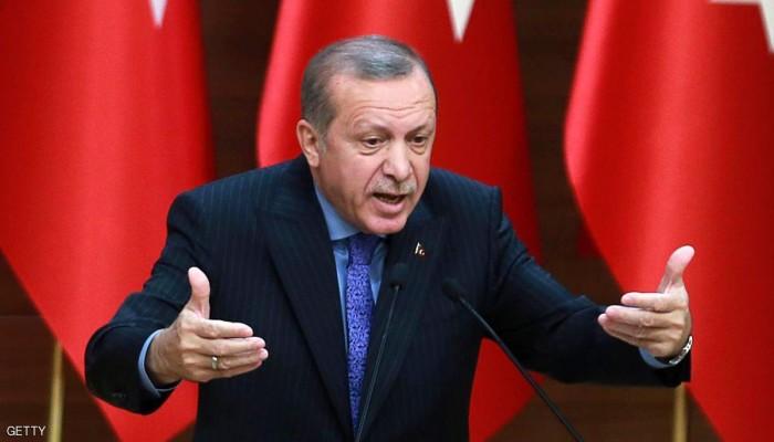أردوغان: المنطقة الآمنة في سوريا صارت حبرا على ورق