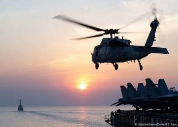 وثيقة توضح خيارات ومخاطر مهمة برلين البحرية بمضيق هرمز