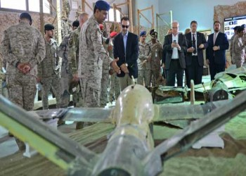 إطلاع مسؤولين أمريكيين على أسلحة إيرانية مهربة إلى اليمن