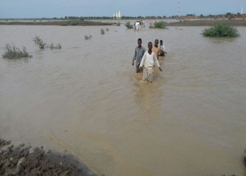 وصول ثالث طائرة مساعدات كويتية لمتضرري سيول السودان