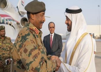بن زايد للبرهان: نقف إلى جانب وحدة واستقرار السودان