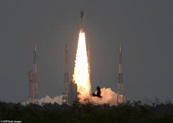 تشندريان 2.. آمال الهند تتبخر على سطح القمر