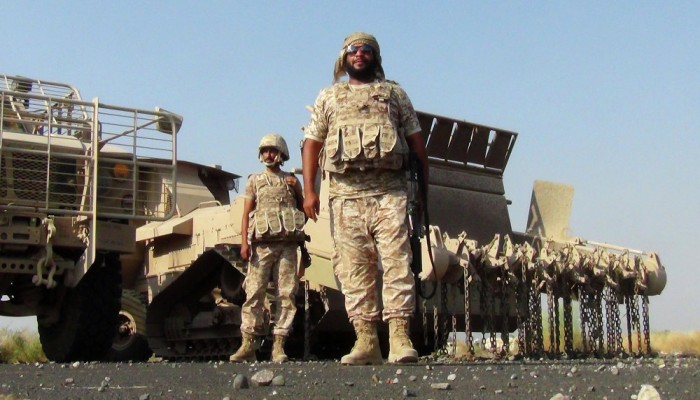 الإمارات تسحب قواتها من قصر معاشيق في عدن