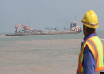 رفض برلماني عراقي لمشروع الكويت إنشاء جزيرة بحرية
