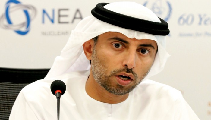 وزير الطاقة الإماراتي يؤكد عدم قلق بلاده من انخفاض أسعار النفط