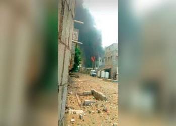 اليمن.. مقتل 7 مدنيين في انفجار مخزن أسلحة حوثي بالحديدة