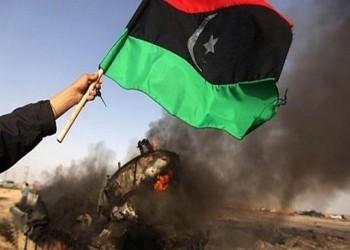 أمريكا وبريطانيا وفرنسا وألمانيا يدعون لوقف القتال بطرابلس الليبية