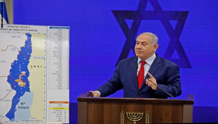 نتنياهو يتعهد بالسيطرة على غور الأردن في حال إعادة انتخابه