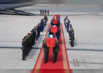 الإمارات تعلن وصول جثامين 6 من جنودها باليمن