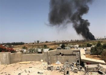 مقتل قائدين بقوات حفتر في هجوم قرب طرابلس