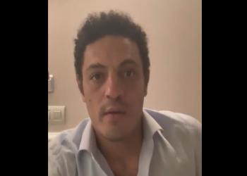 محمد علي يتوعد السيسي بتحرك عملي: هقوِّم عليك ثورة