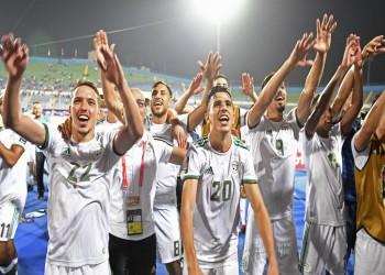 الجزائر تتفوق على أبطال أوروبا والعالم في قائمة اللاهزيمة