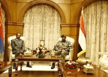 السودان وإريتريا تتفقان على تعزيز التعاون الاقتصادي والتجاري