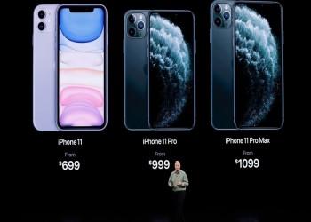 توقعات بمبيعات قياسية لآي فون 11