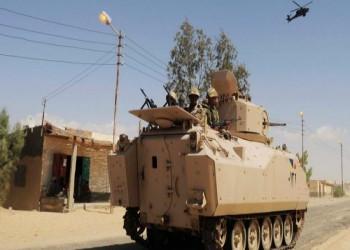 قتلى وجرحى في صفوف الجيش المصري بالشيخ زويد