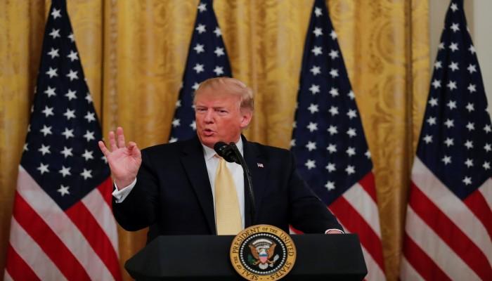 ترامب يوعز بتشديد العقوبات على إيران بعد هجمات أرامكو