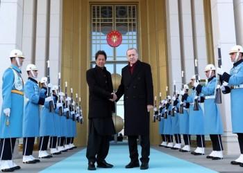أردوغان يعتزم زيارة باكستان قريبا